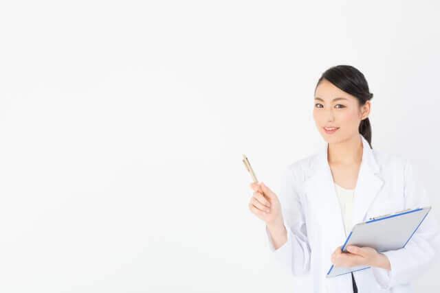 登録販売者のイメージ 女性